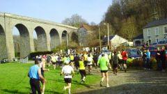 Calendrier trail France Nouvelle-Aquitaine Creuse Trail en Avril 2020 > Le Passage du Viaduc (Glénic)