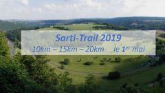 Calendrier trail Belgique   Trail en Avril 2020 > Sarti-Trail (Sart Tilman)