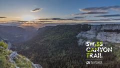 Trail kalender Zwitserland   Trailrun in Juni 2021 > Swiss Canyon Trail (Couvet)