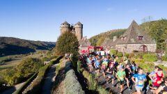 Trail calendar France Auvergne-Rhône-Alpes Cantal Trailrunning race in October 2020 > Trail d'Anjony (Tournemire)