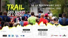 Calendrier trail France   Trail en Septembre 2021 > Trail des Rives de l'Indre (La Châtre)