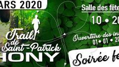 Calendrier trail Belgique   Trail en Mars 2020 > Trail de la Saint Patrick (Hony)