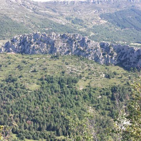 Trail de l'Escouissier