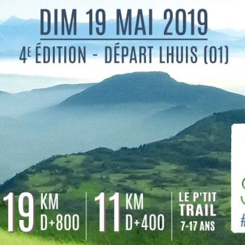 Trail So Bugey  2018