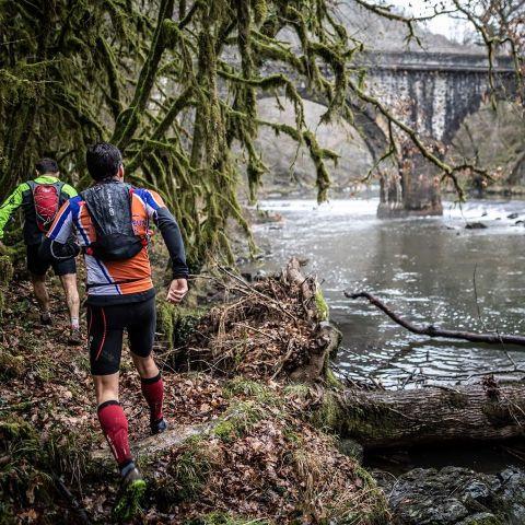 Trail des Gorges de l'Auvézère  2020