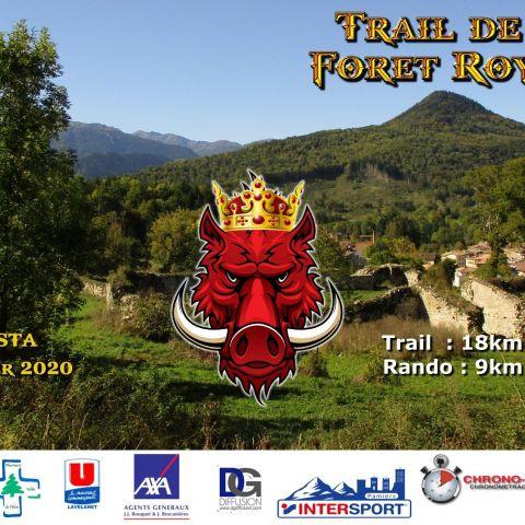 Trail de la Forêt Royale  2020