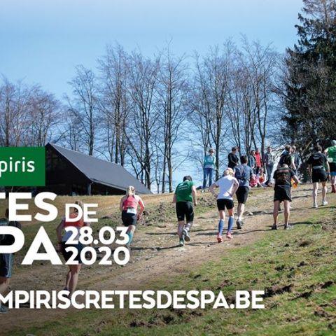 Lampiris Cretes de Spa  2017