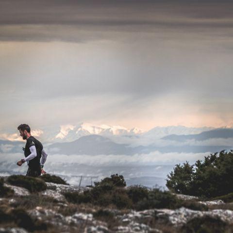 Trail de la Sainte Baume  2019