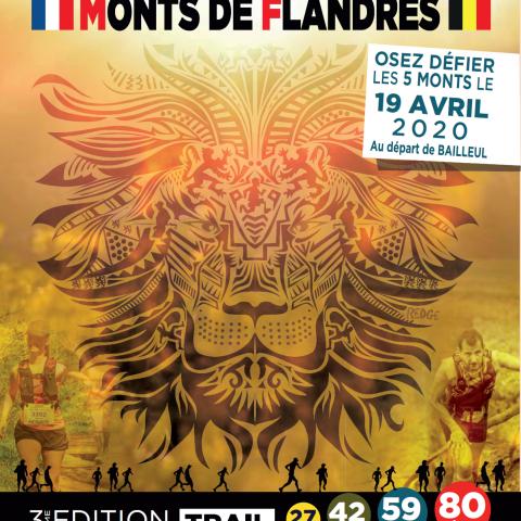 Nord Trail Monts de Flandres  2019
