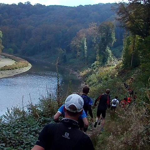 Trail du Barrage  2015