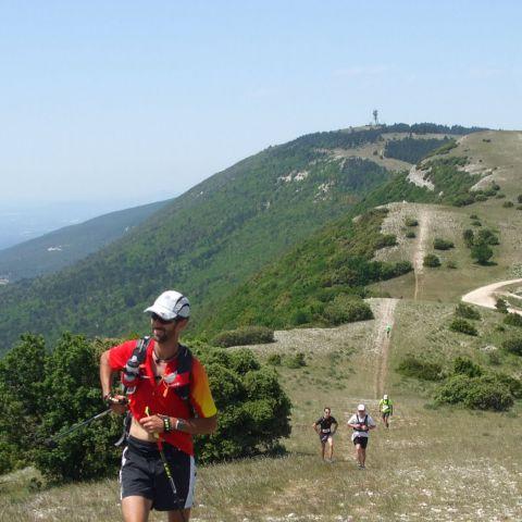 Trail du Grand Lubéron  2020