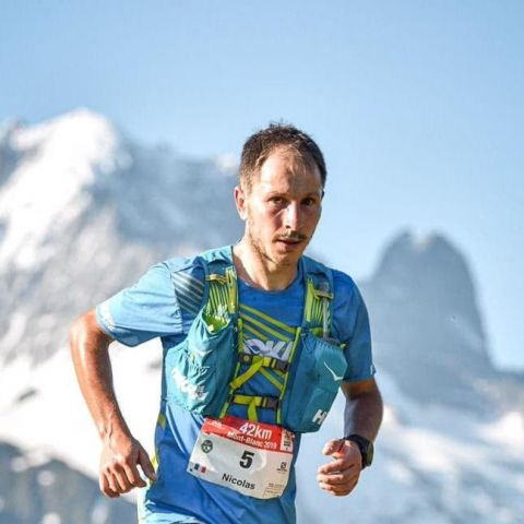 Photos et résultats de course MARTIN NICOLAS TRAILRUNNER