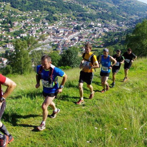 Nordic'Trail la Bresse