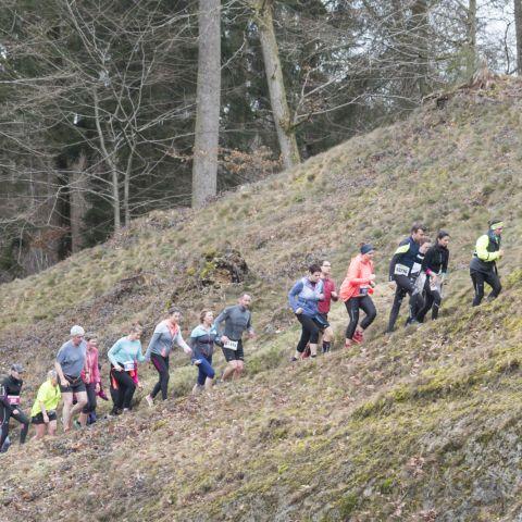 Trail de Chevetogne  2015