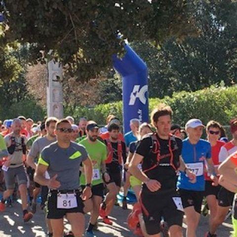Trail Palazzi Sant'Anghjulu  2020