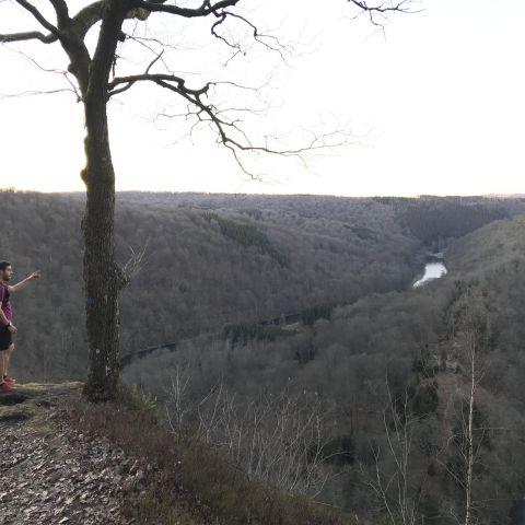 Trail de la Vanne des Moines  2019