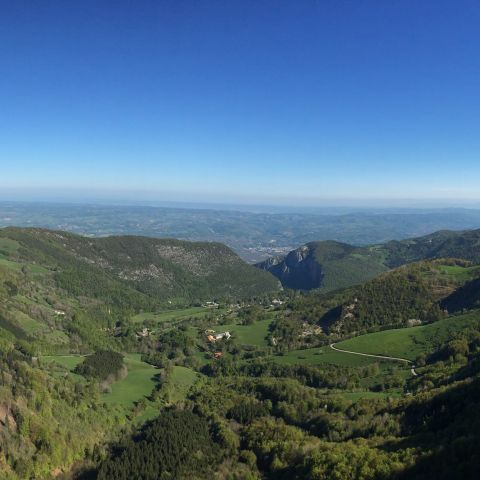 Trail Vercors Coulmes