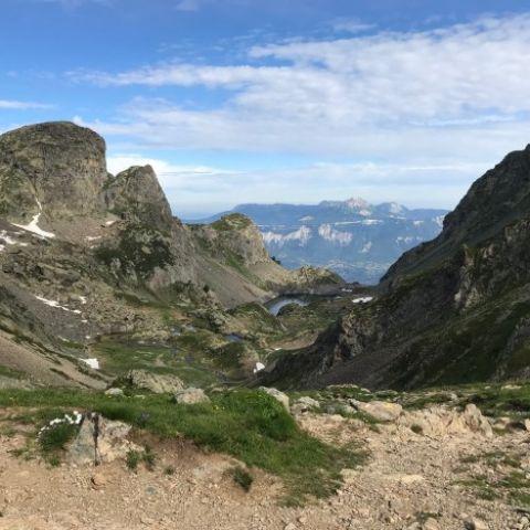 Trail des Lacs de Chamrousse  2020