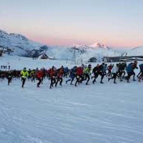 Les 2 Alpes Night Snow Trail  2020