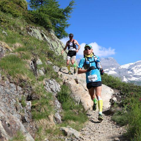 Trail de la Roche d'Anse  2019