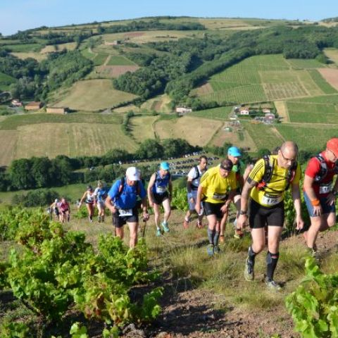 Trail de la Fontaine des Anes  2018