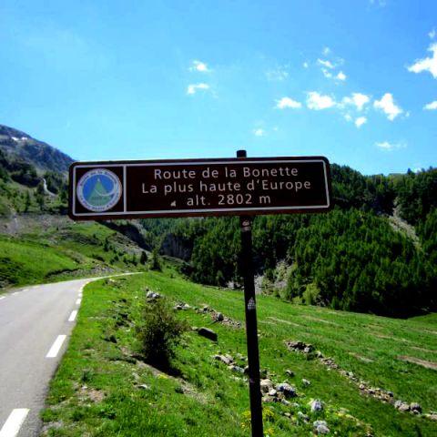Trail de Restefond La Bonette  2019