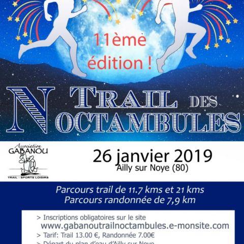 Trail des Noctambules  2019