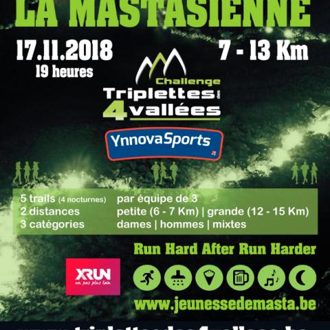 La Mastasienne  2016