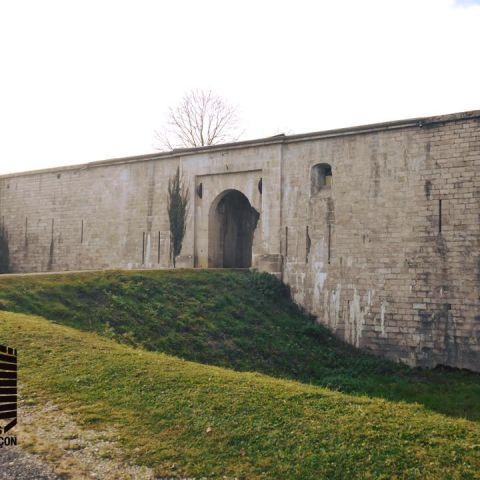 Trail des Forts de Besançon  2018