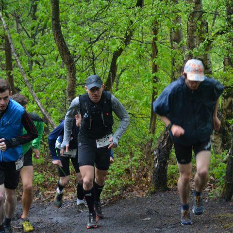 Trail de Charleroi Métropole  2016