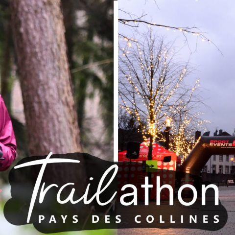 Trailathon Vlaamse Ardennen - Trailathon Pays des Collines  2018