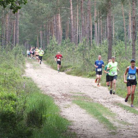 Kroon Domein Trail  2017