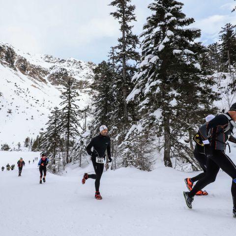 Trail Blanc du Pont d'Espagne  2020