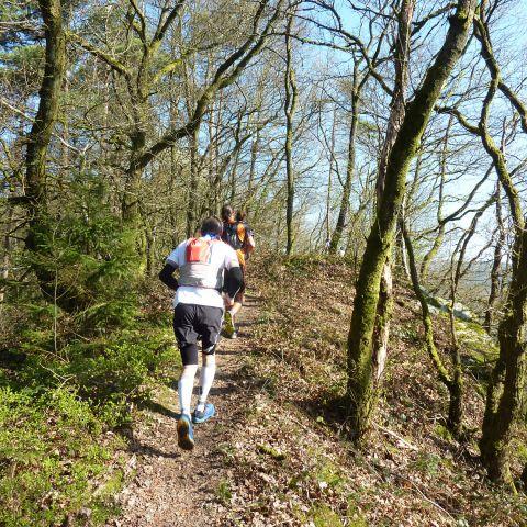 Trail de la Sainte Agathe  2018