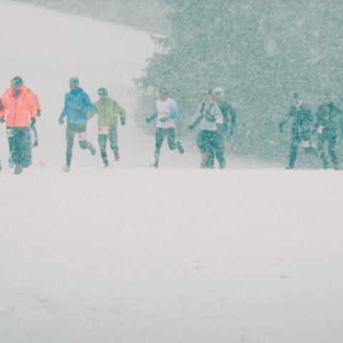 Trail Blanc de Lans-en-Vercors