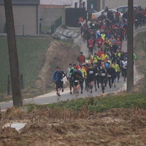 Trail Hivernal du Mont-St-Aubert  2014