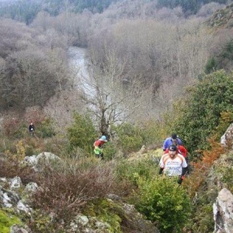 Trail de Lavault-Sainte-Anne et des Gorges du Cher  2020