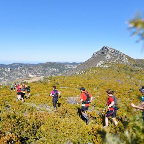 Trail Drôme  2019