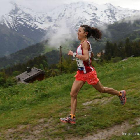 Championat de France Course en Montagne St-Gervais  2019