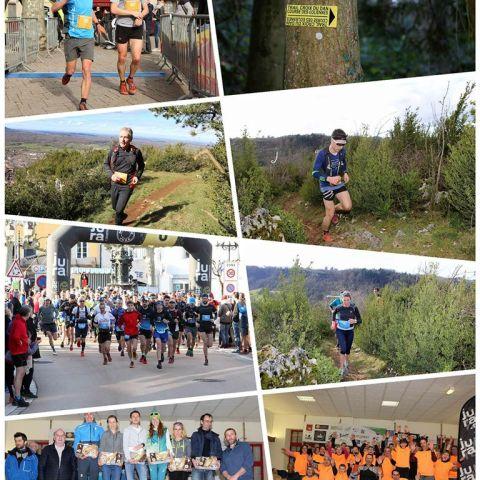 Trail des Glaisins  2020